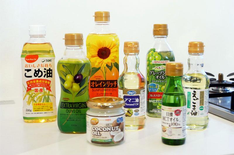 あなたにベストマッチな機能性食用油はどれ?   健 康[最新記事一覧 ...